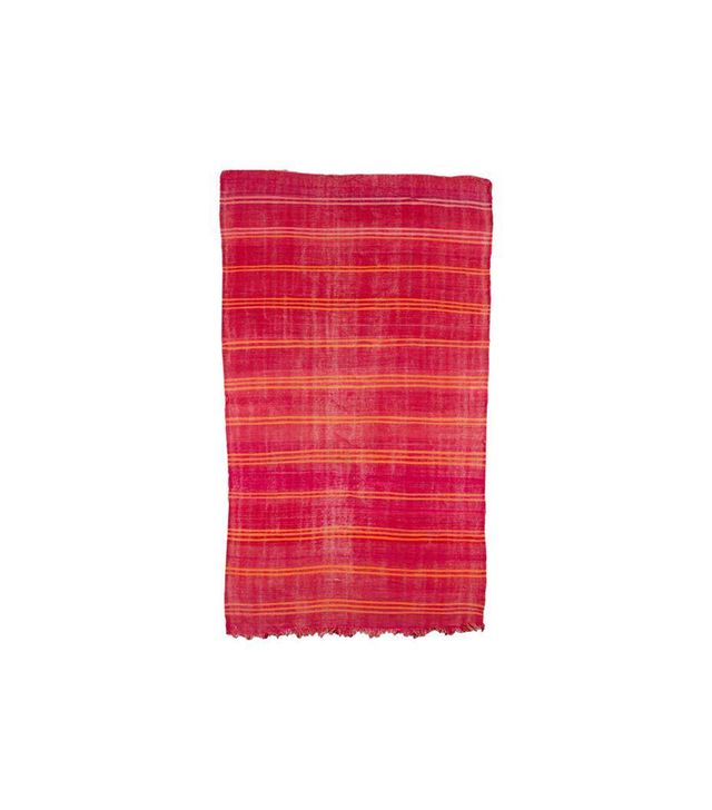 Chairish Vintage Moroccan Kilim Rug