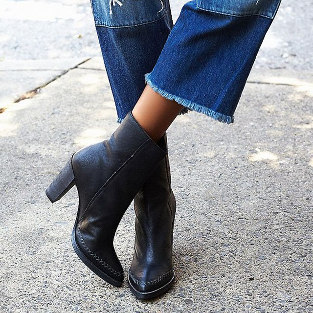 #TuesdayShoesday: 7 Pointed-Toe Boots for Fall