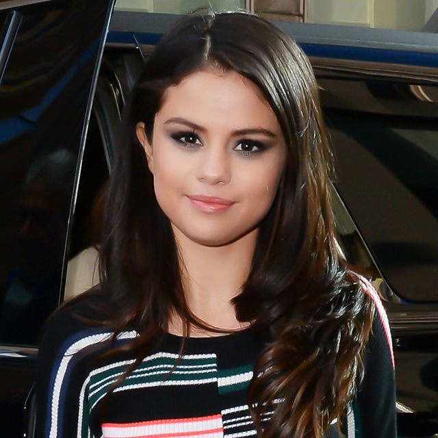 Selena Gomez's Gorgeous Sweaterdress Is Perfect for Fall