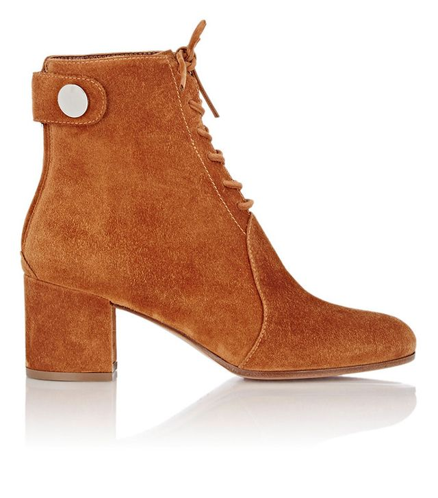 Gianvito Rossi Snap-Tab Cassell Boots