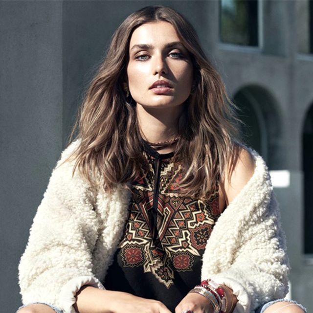 H&M Shows Us How to Wear the Boho Trend for Fall