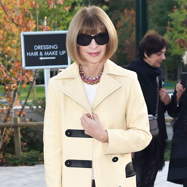 What Anna Wintour Really Thinks About Next Season's Trends