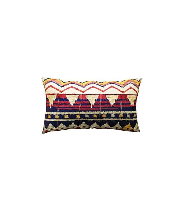 Dot&Bo Quillwork Embroidery Appliqué Pillow