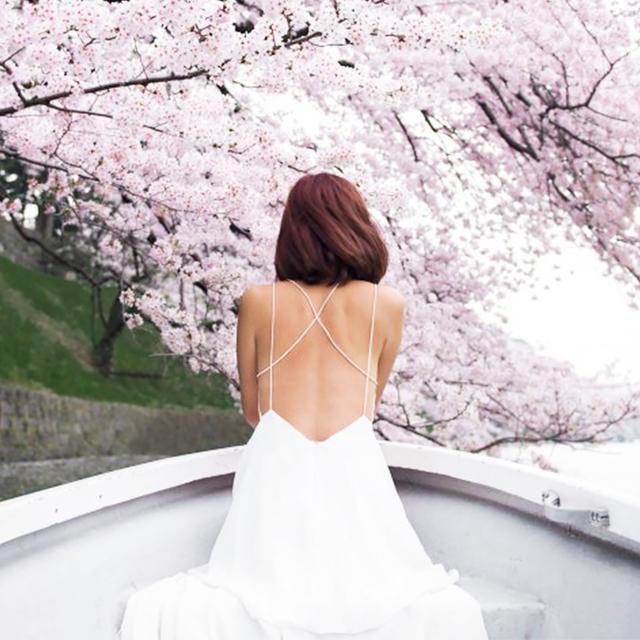 9 Dresses With Beautiful Crisscross Backs