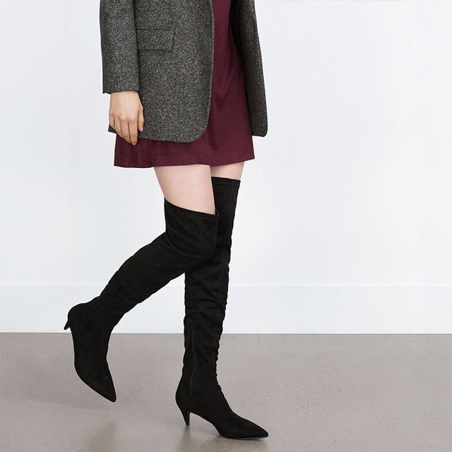 Shop the Best Over-the-Knee Boots Under $250