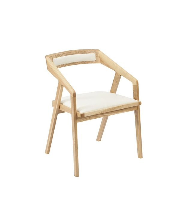 Dot & Bo Tippi Armchair in White
