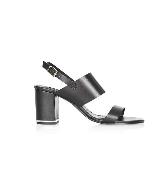 Topshop Raffy Block Heel Sandals