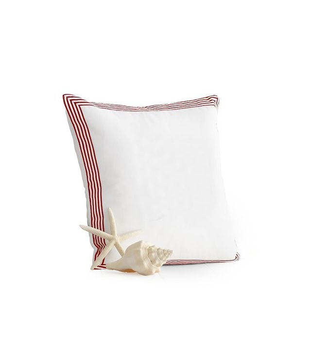 Mark & Graham Beachport Stripe Pillow