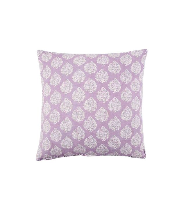 John Robshaw Mali Lavender Decorative Pillow