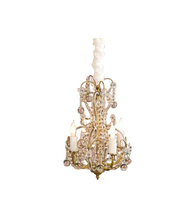 Shabby Chic Couture Chandelier