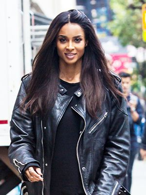How Ciara Makes an All-Black Fall Outfit Anything But Boring