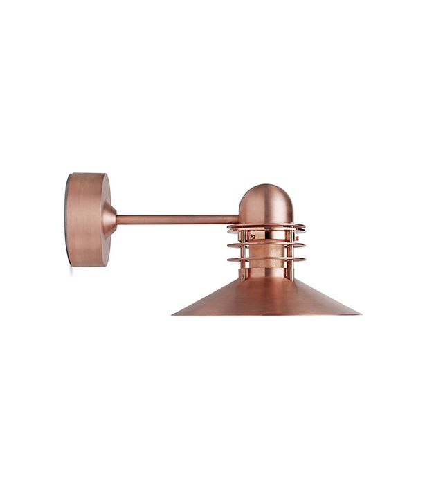 Louis Poulsen Nyhavn Outdoor Wall Sconce