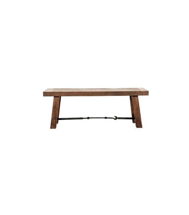 Patchin Industrial Dining Bench