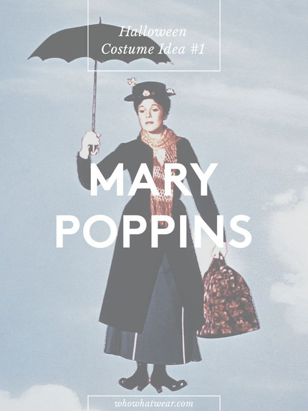 Number of repins: 26.6K Learn how to create a Mary Poppins costume.