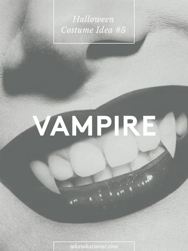 Number of repins: 43K Learn how to create a vampire costume.