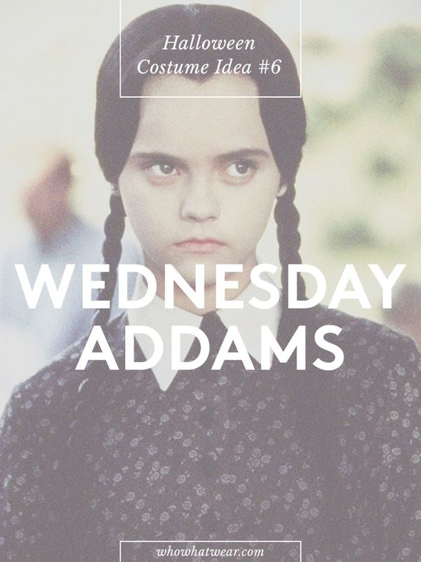 Number of repins: 27.5K Learn how to create a Wednesday Addams costume.