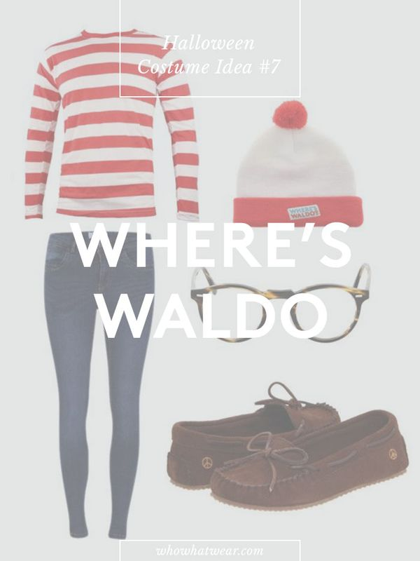 Number of repins: 19.1K Learn how to create a Where's Waldo costume.