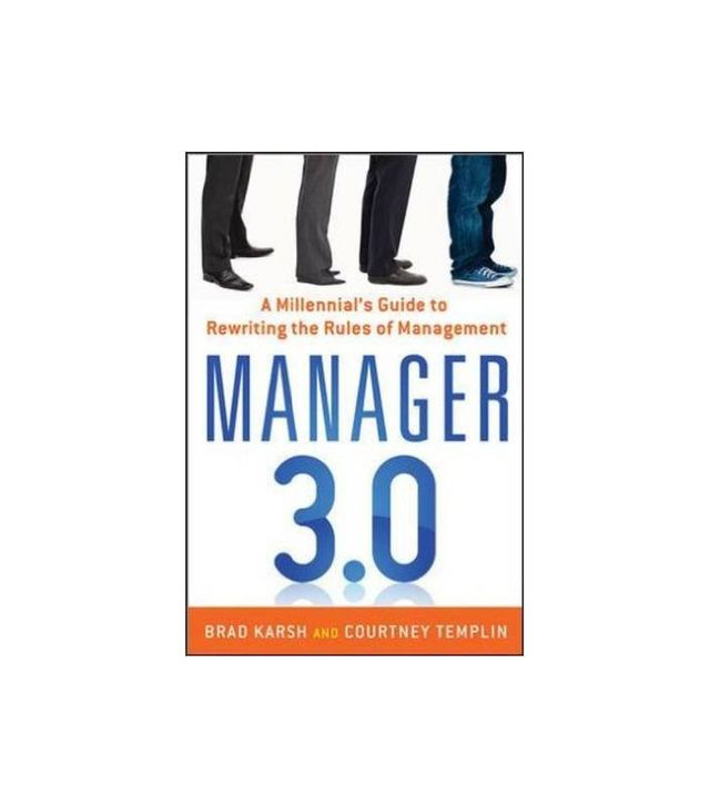 Manager 3.0 by Brad Karsh
