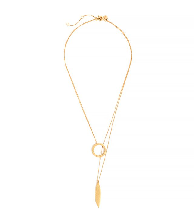 Madewell Bladedrop Necklace