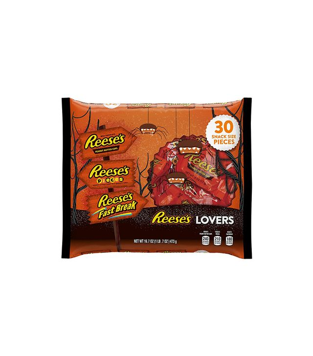 Reese's Halloween Assortment, 30-Count Bag