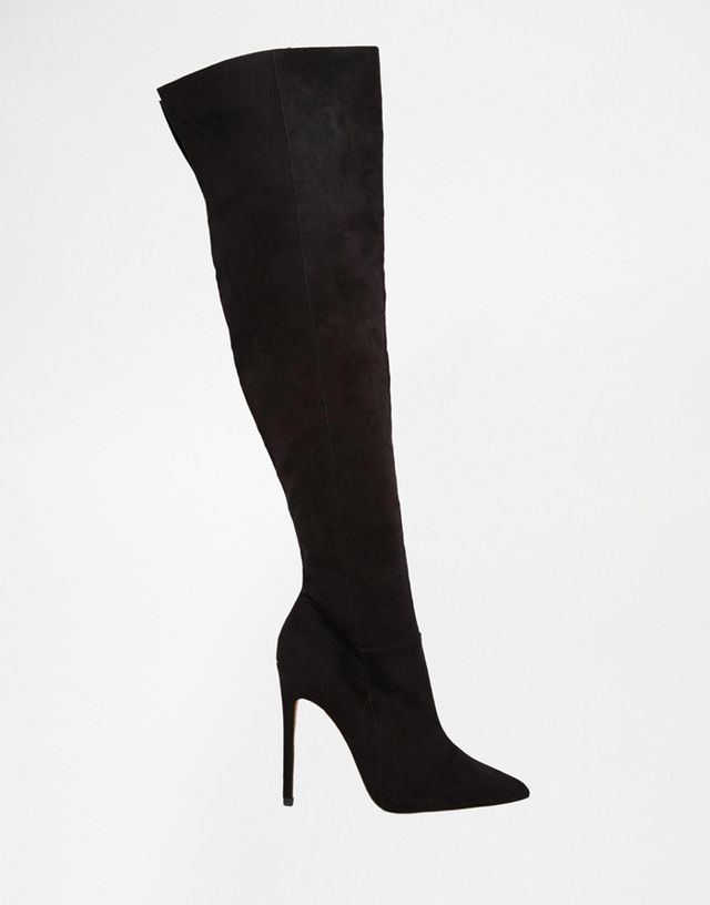 ASOS Kindered Pointed Over the Knee Boots