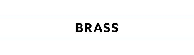 """If you're allergic to brass, which is a lower-grade base metal, choose solid metals like sterling silver and 14k gold,"" advises Laakso. In addition, be wary of plated-brass jewelry,..."