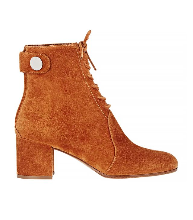 Gianvito Rossi Snap Tab Cassell Boots