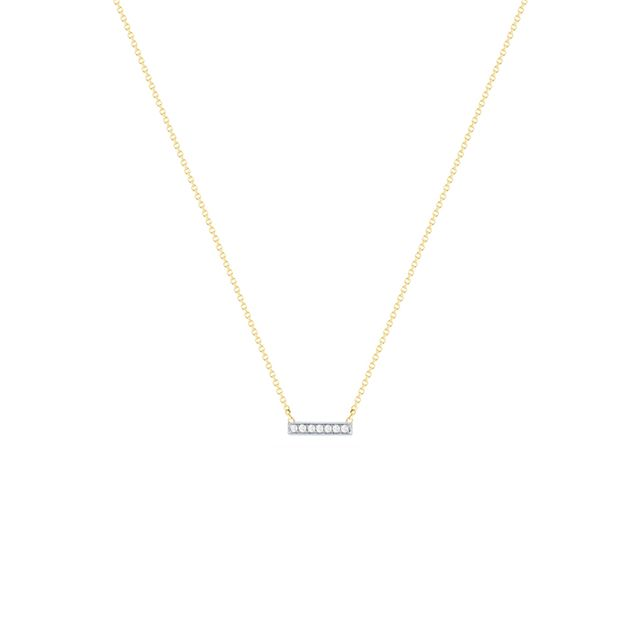Dana Rebecca Sylvie Rose Mini Necklace