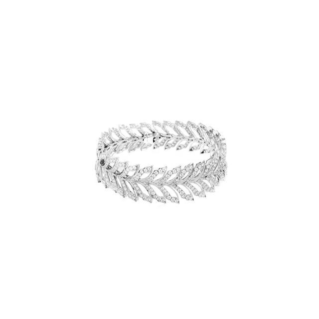 Stephen Webster Pave Diamond Magnipheasant Bracelet