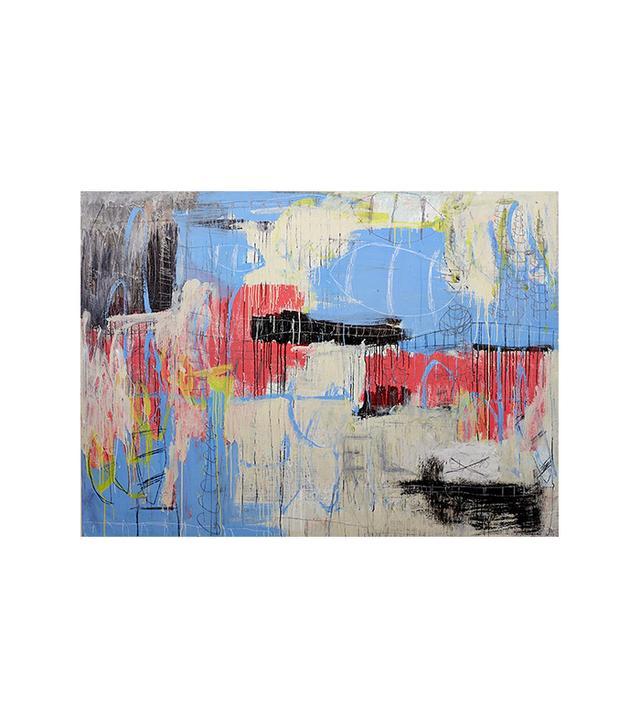 Jeffrey Kraus El Oso Painting