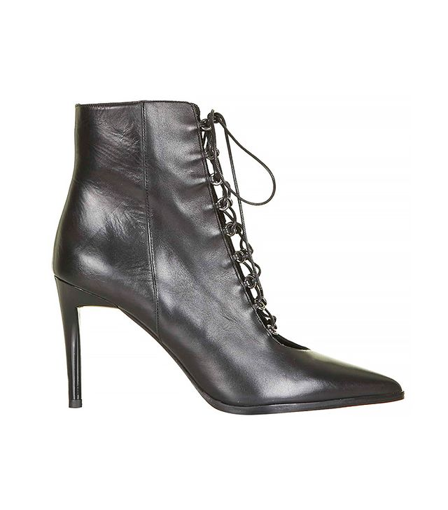 Topshop Mistress Ghillie Boots