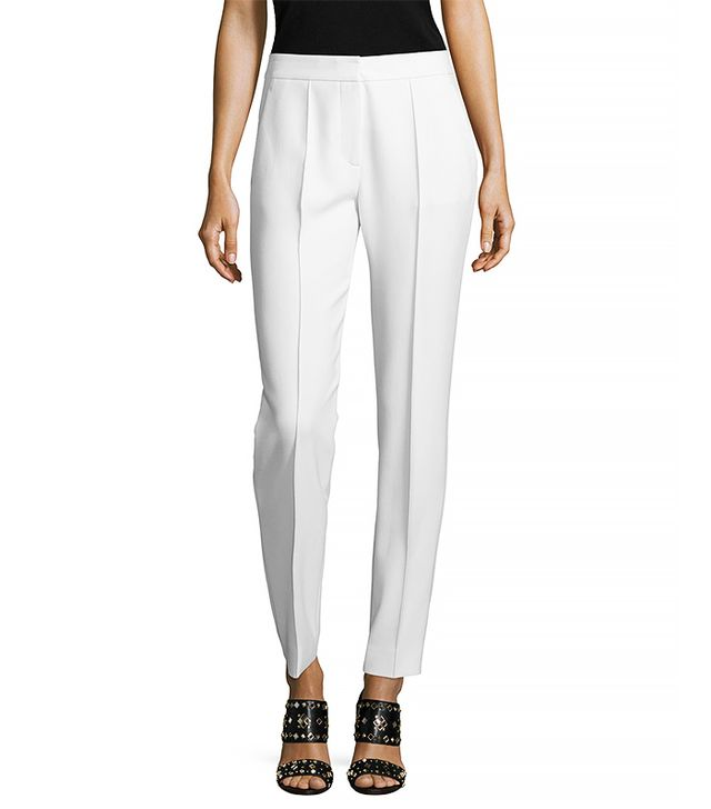Tory Burch Slim-Leg Suiting Trousers