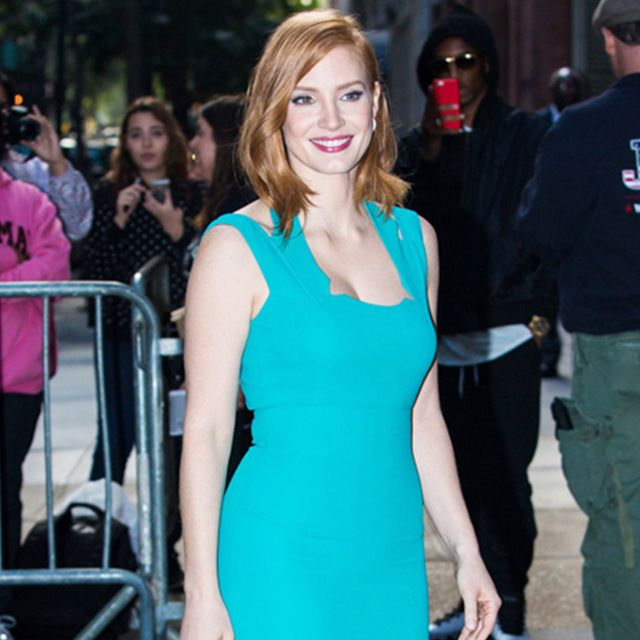Exclusive: Jessica Chastain on the Most Important Jewelry Piece She Owns