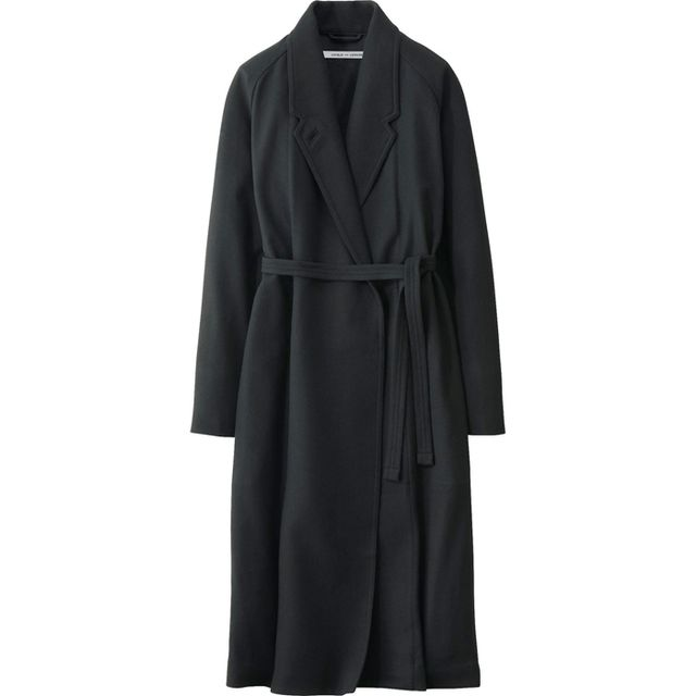Uniqlo x Lemaire Cashmere Blended Robe Coat