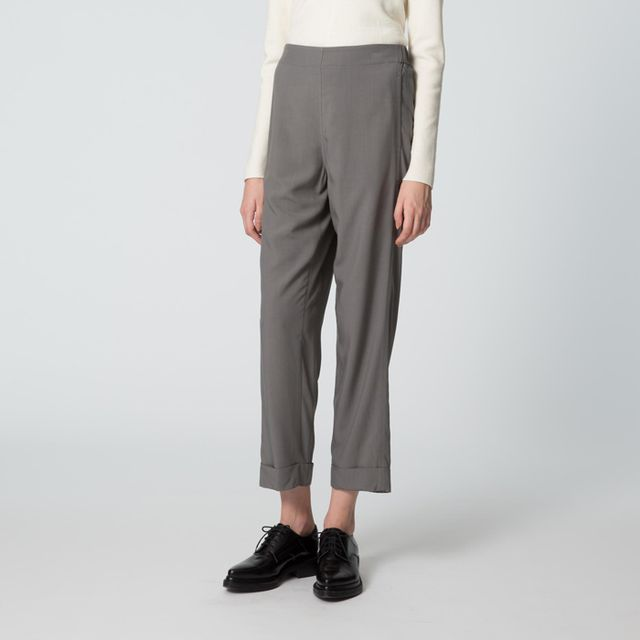 Uniqlo x Lemaire Rayon Wide-Leg Pants