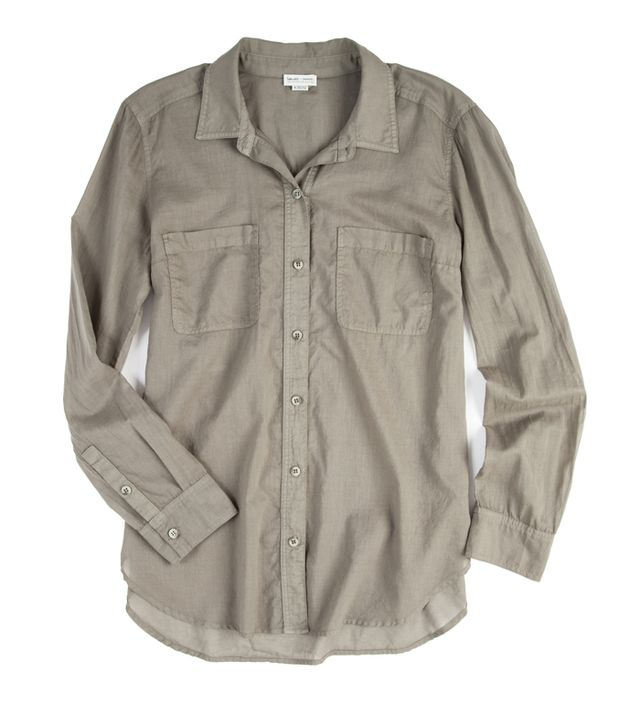Splendid x Damsel Button-Up Shirt