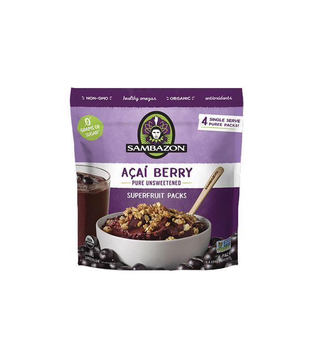 Case of 60 Açaí Smoothie Packs