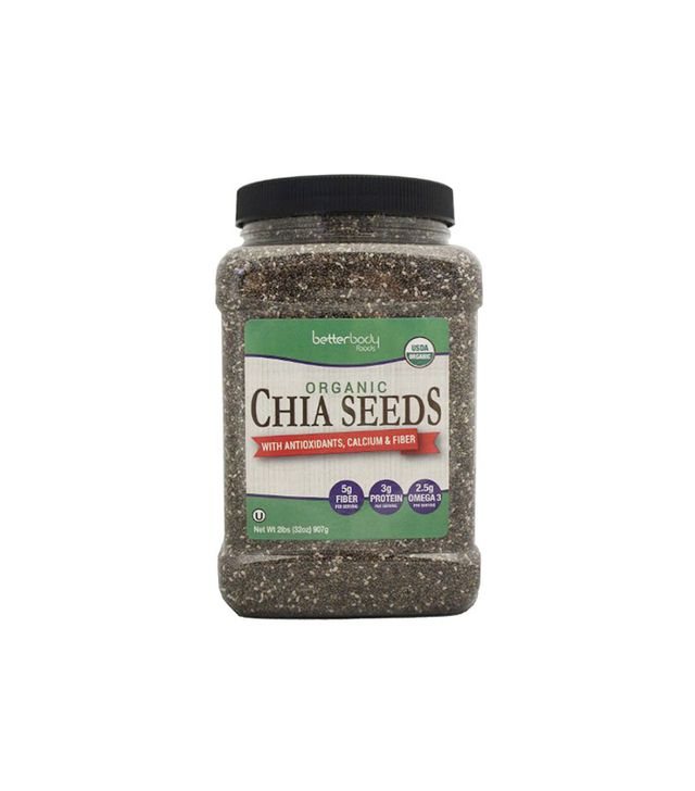 BetterBody Foods Organic Chia Seeds