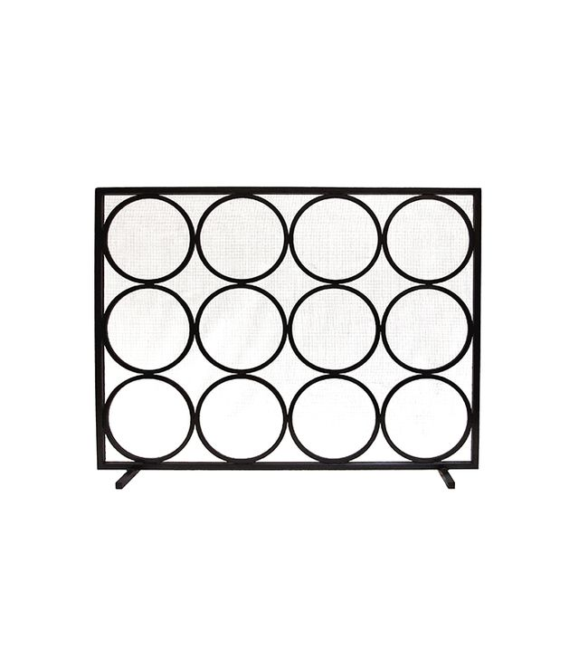 Commune Circle Fireplace Screen