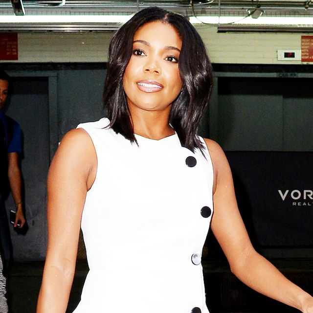 How Gabrielle Union Makes an $81 Dress Look Expensive