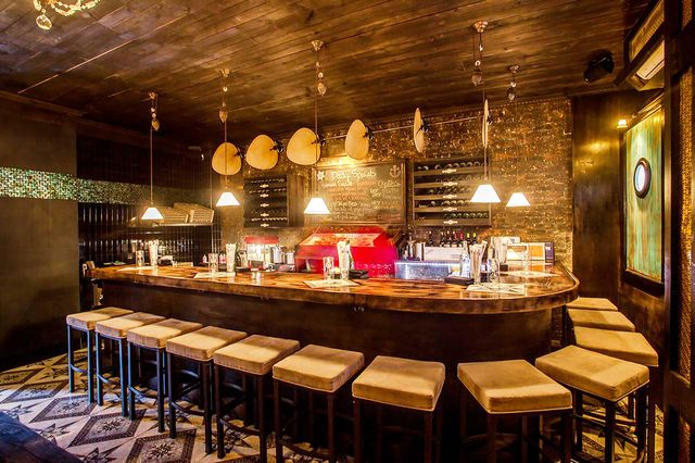 Desnuda Location: New York City My favorite ceviche place! This recent discovery is a tiny place with bar only—no tables. The food is made right under your nose, and the anticipation is a...