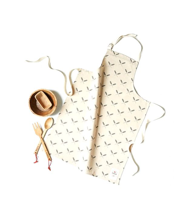 FEED for West Elm Wheat Apron