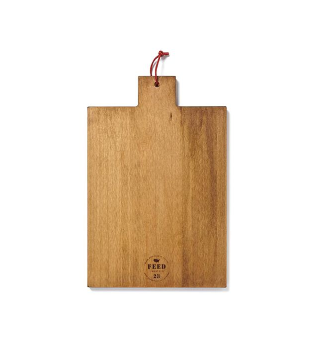 FEED for West Elm Rectangle Cutting Board
