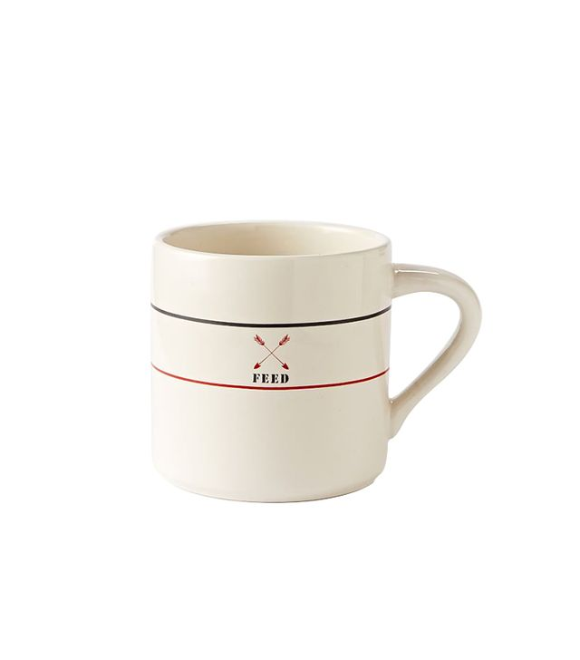 FEED for West Elm Mug Set