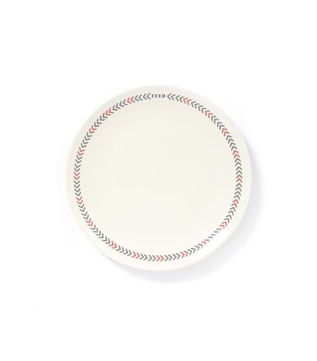 FEED for West Elm Arrow Band Salad Plate