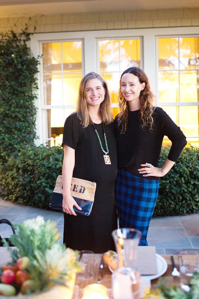 For a guest list of more than 50 stylish friends—including Rachel Zoe and Roger Berman; Clare Vivier; Nathan Turner; Shiva Rose; and our very own CEO, Katherine Power, and her husband,...