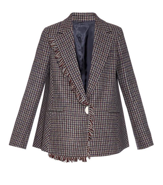 Acne Studios Reims British Shetland Tweed Jacket