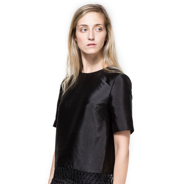 C/MEO Collective Break Free Top in Black