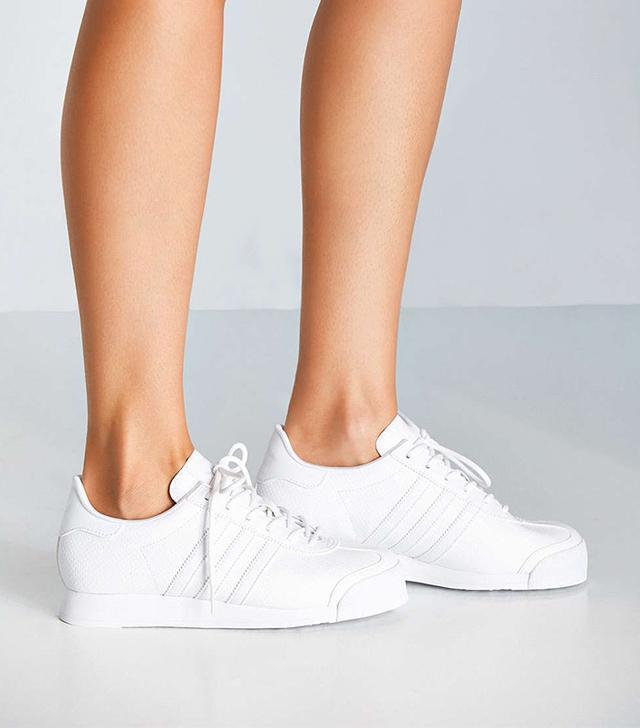 Adidas Originals Samoa Perforated Mono Sneaker