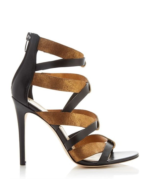 Via Spiga Elyse Strappy High Heel Sandals